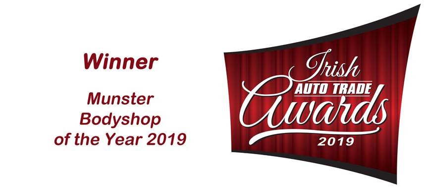 Munster Bodyshop of the Year Award 2019